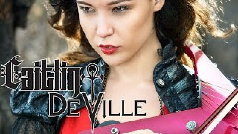 Caitlin De Ville - Crowe