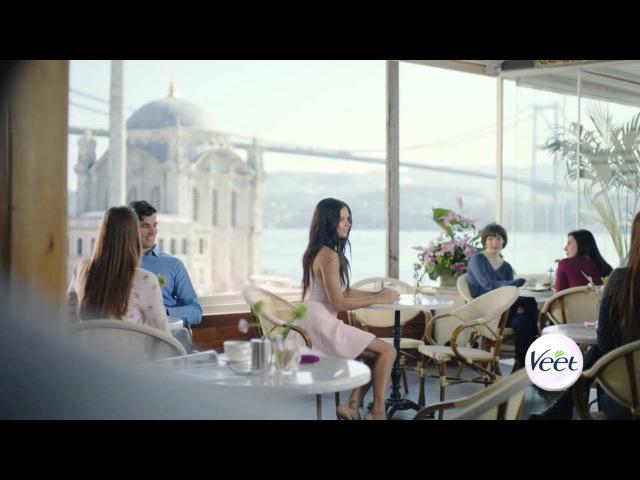 Adriana Lima for Veet(Turkey) 2