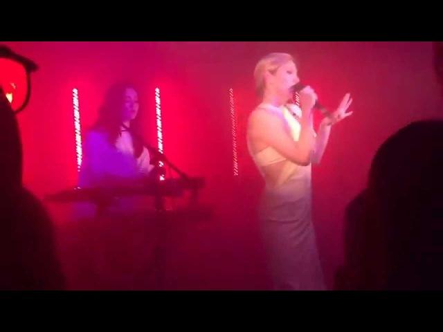 Kaleida - think live at birthdays dalston 11.04.2015