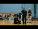 Grand Master Paul Bowman Advanced Kyusho Jitsu (Pressure Points) Demo