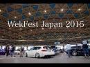 WekFest Japan 2015 USDM×JDM