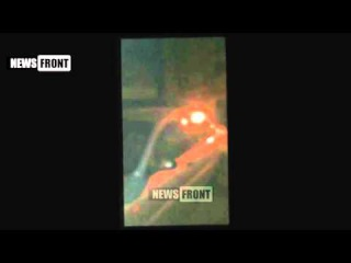 Беспредел Батальона «Азов»: На видео стрельба по мэру города Белозерское и его ранение
