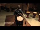 Djembe Solo by Master Drummer M'Bemba Bangoura