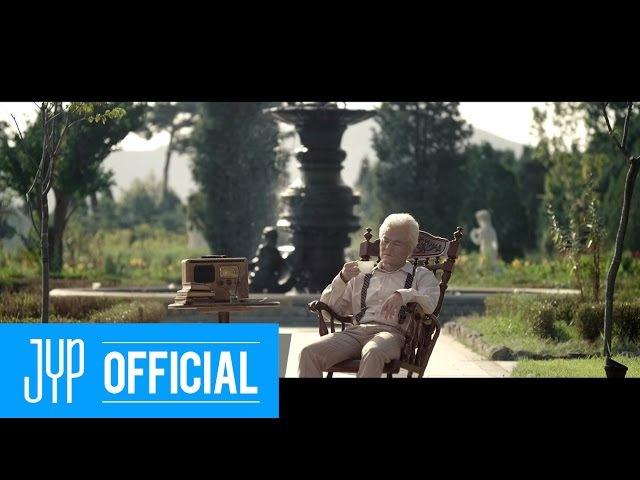 J.Y. Park(박진영) Had enough parties(놀만큼 놀아봤어) MV