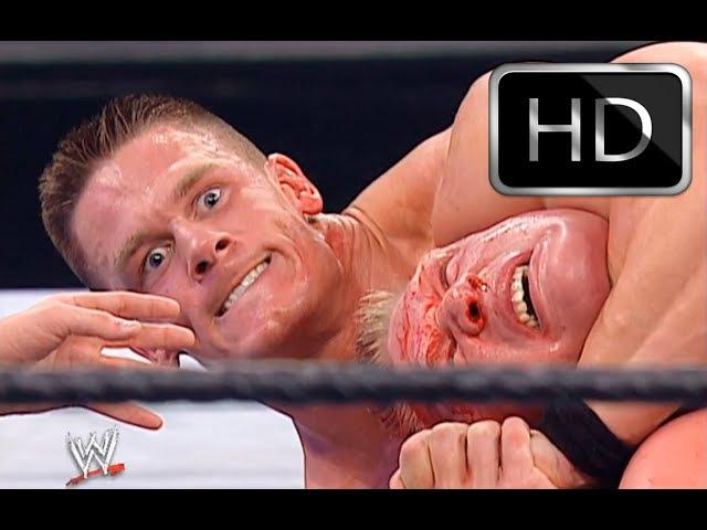 WWE Backlash 2003 John Cena Vs Brock Lesnar 720p HD