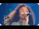 Jessie J Masterpiece Zoë The Voice Kids 2015 Blind Auditions SAT 1