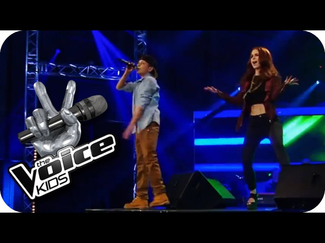 Macklemore - Can't hold us (Lukas) | The Voice Kids | Blind Audition | SAT.1