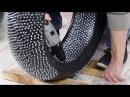 Шиповка Мото Резины - How To Spike Moto Tire