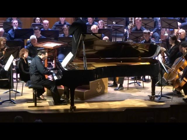 Гершвин Рапсодия в стиле Блюз Солист – Даниил Крамер (фортепиано)