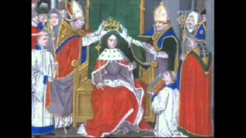 Средние Века. Короли и королевы Англии. Серия 2.