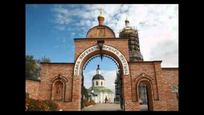 С нами Бог Глас 8 - Знаменный Распев. Хор братии Валаамского монастыря.