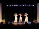 Tribal Jam @ The Bayadere's Dream show, Moscow, Sept.19,2015