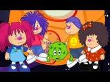 ♫ Барбарики Друзья | Лелик и Барбарики (с субтитрами) | Детские песни из мультфильмов