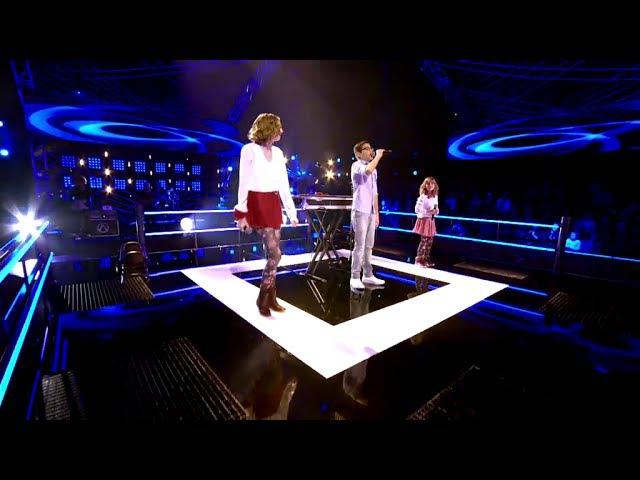 Oscar, Jasmine Kitana - 'Summertime Sadness' | Battles | The Voice Kids | VTM
