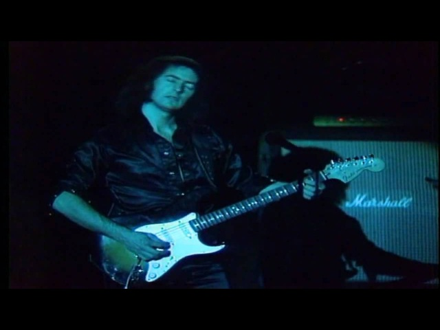 Ritchie Blackmore Greensleeves live 1977 HD