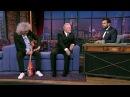 Вечерний Ургант Музыканты группы Queen Брайан Мэй и Роджер Тэйлор 29 06 2012
