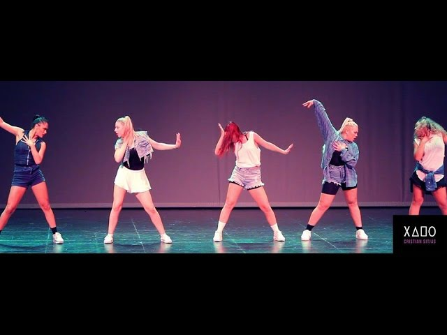 Say my Name Destiny's Child | ReQuest Dance Crew - Skulls Crowns Show