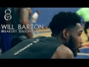 Will The Thrill Barton Ready For Breakout Season! Chuck Ellis Training Camp