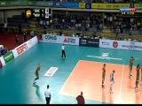 Mundial de Vôlei Masculino 2013 - Sada Cruzeiro x Lokomotiv Novosibirsk