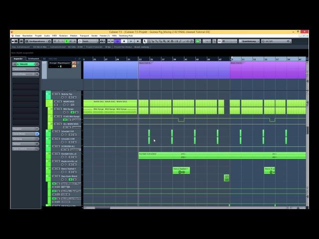 Blackout Drum Bass Tutorials Neonlight Wintermute - Part 2 Bass