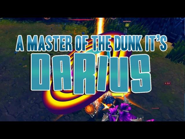 Instalok - Dunkmaster Darius (David Guetta - Dangerous ft Sam Martin PARODY)