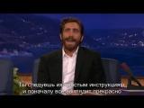 How to pronounce Jake Gyllenhaals name (Как правильно произносить фамилию Джейка Джилленхола) (СУБТИТРЫ)