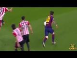 Потрясающий гол Лео Месси в ворота Атлетик Бильбао [Lionel Messi ✰ Barcelona]