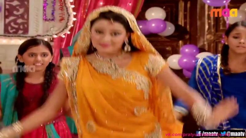 Танец Ананди-в честь дня рождения Шива