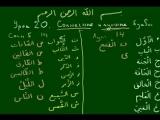 Арабский язык. Таджвид. Урок 21. Солн. и лунные буквы-2_low