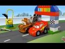 Мультики про машинки Песня про Лего Сити Мультфильмы LEGO