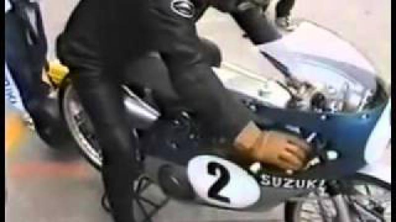 Suzuki 50cc 3 cilindri