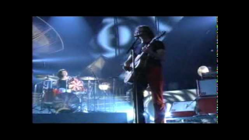 The White Stripes - Seven Nation Army Death Letter (live at grammys)