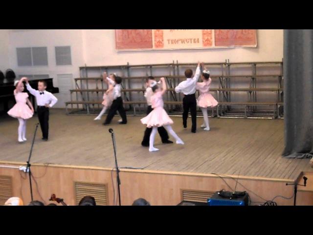 танец Сударушка