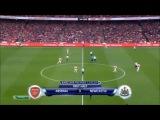 Арсенал - Ньюкасл Юнайтед 1-0 (2 января 2016 г, Чемпионат Англии)