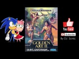 Golden Axe 2 1991 (Sega) Прохождение