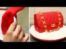 Fashion Bag Cake - How To Make / Torta Bolso by CakesStepbyStep
