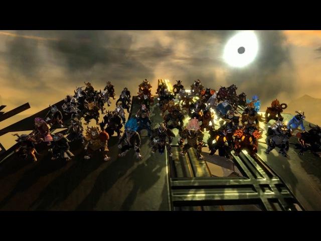 UV Art Of Dance 3 Guild Wars 2