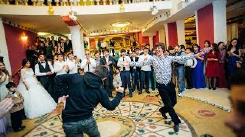 Свадьба Бичиевых.ресторан Ридада!! Зажигают Asa STYLE и Абумуслим Авторханов