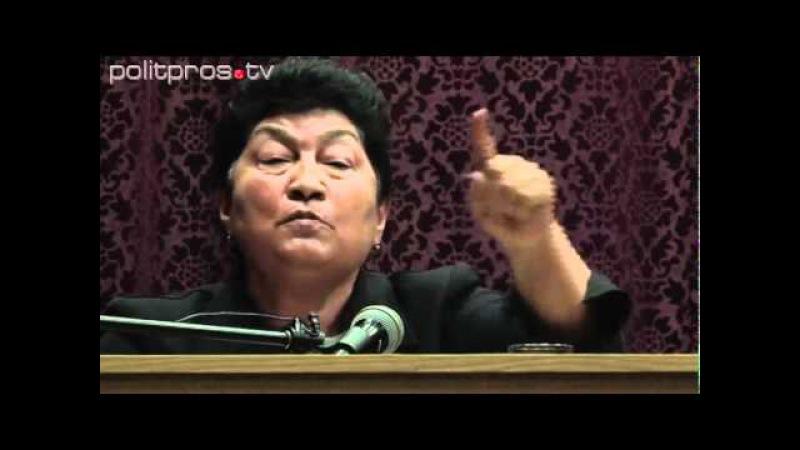 Женщина Кавказа жителям Кремля! (Муратхан Михайлович)