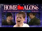 HOME ALONE Dance Tribute - 25th Anniversary   Sugar Plum Fairy Remix