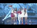 【1080P】Krystal,Sulli Suzy(miss A) Jiyoung(KARA) Sohyun- Winter Songs (21 Dec,2012)