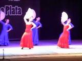 Guajira con abanico, Studio Flamenco