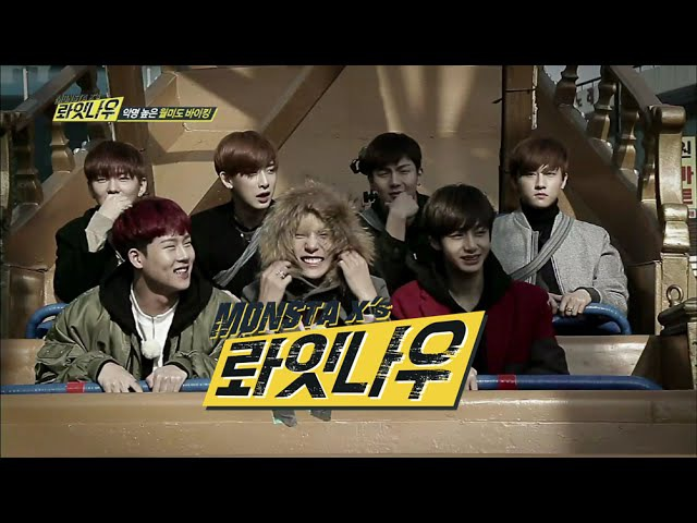 [RIGHT NOW(롸잇나우)] Ep 1. Highlight_MONSTA X Trying the Notoriously Thrilling Ride(몬스타엑스! 월미도 바이킹 입성)