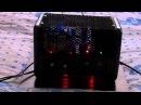 Однотактный стереофонический ламповый усилитель. Видео №2 19 июля 2015 г.