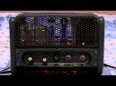 Однотактный стереофонический ламповый усилитель. Видео №5 19 июля 2015 г.