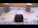 Однотактный стереофонический ламповый усилитель. Видео №3 19 июля 2015 г.