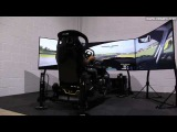 Factory Pre-Assembly of a Vesaro Racing Simulator - The Vesaro 195 V-Spec