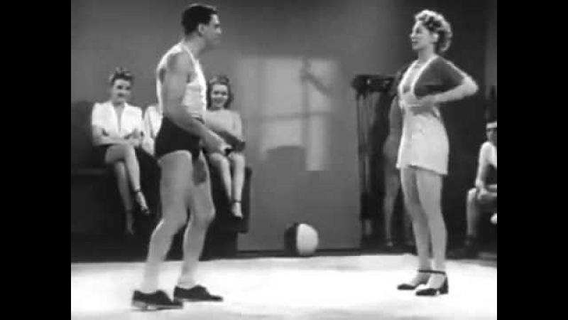 Женская самооборона 1947 год| History Porn