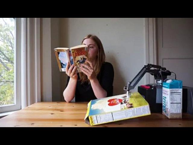 Le robot petit dejeuner - vidéo Dailymotion