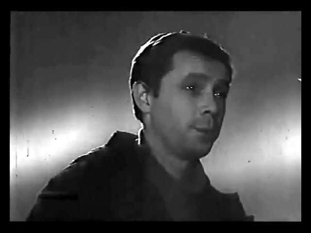 Путь к причалу Олег Анофриев Песня о друге Музыка А Петров слова Г Поженян